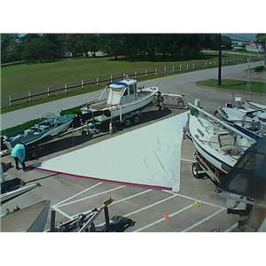 Esprit Jib w Luff 44-0 from Boaters' Resale Shop of TX 1709 1452.91