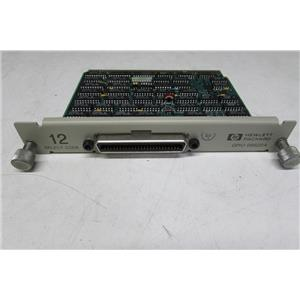 Agilent HP 98622-66501 GPIO System Interface Module