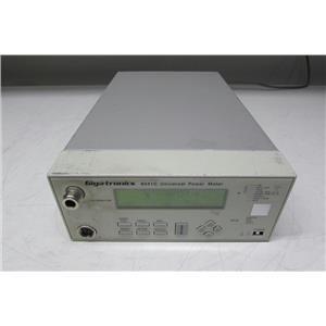 Giga-Tronics 8541C Universal Power Meter Code 29
