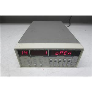 Stanford Research Systems SR630 Thermocouple Monitor/Logger 16-Channel