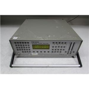 Voltech PM3000 Power Analyzer