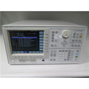 Agilent 4156C Semiconductor Parameter Analyzer