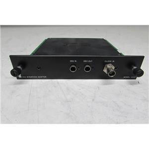 ACTERNA TTC 41945 DS3 Interface Adapter for T-BERD 6000A