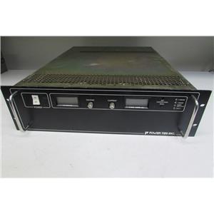 POWER TEN P63C-8800D DC POWER SUPPLY, 0-8V, 0-800A