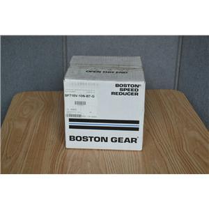 Boston Gear 10:1 Ratio Worm Gear Speed Reducer, SF718V-10N-B7-G