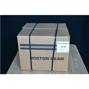 Boston Gear 100:1 Ratio Double Reduction Speed Reducer, HFWC730100ZB5HP20