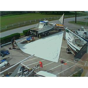 RF Jib w 44-5 Luff from Boaters' Resale Shop of TX 1709 1452.93