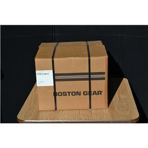 BOSTON GEAR 15:1 RATIO WORM SPEED REDUCER, F726-15-B9-G