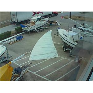 Mainsail w 34-9 Luff from Boaters' Resale Shop of TX 1709 2151.95