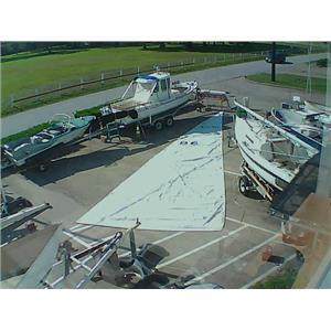 Mainsail w 42-6 Luff from Boaters' Resale Shop of TX 1709 2741.91