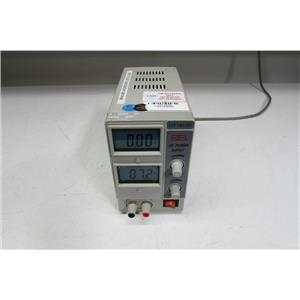 MASTECH HY1803D LINEAR REGULATED DC POWER SUPPLY VARIABLE 0-18V, 0-3A