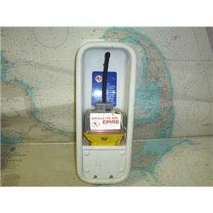 Boaters Resale Shop of TX 1710 2771.21 ACR RLB-28 SATELLITE 406 EPIRB IN CRADLE