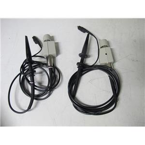 Tektronix P6139A Passive Probe, 500 MHZ, 10X, WITH READOUT, qty 2