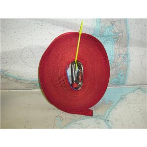 Boaters Resale Shop of TX 1712 0752.01 BOAT U.S. RED 42 FOOT JACKLINE