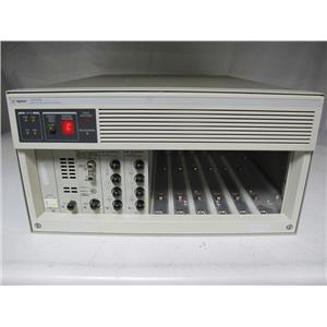 Agilent 4142B w/ two 41424A Source Monitor Module