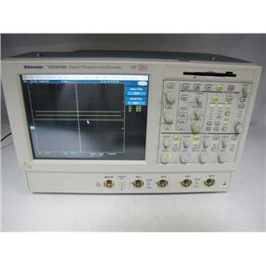Tektronix TDS5054B OSCILLOSCOPE; 500 MHZ, 4 CH DPO, opt 3M