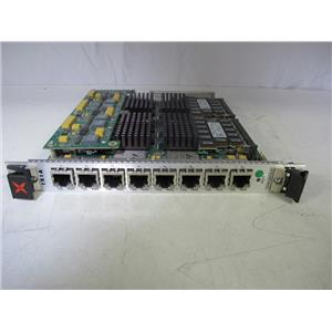 IXIA CPM1000T8-01 Gigabit Ethernet Content Processing Module (CPM), 8-port