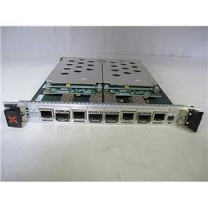 IXIA LM1000STXS4-256, 4 port dual (rj45, sfp), 10/100/1000 Mbps load module