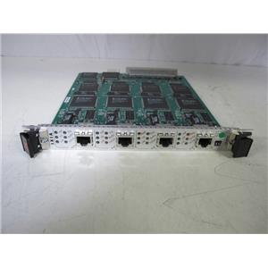IXIA LM100TX 4 port 10/100Base-TX Ethernet Mod LM-100TX