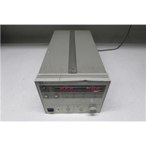Agilent HP 6038A System Power Supply 0-60V / 0-10A, 200W