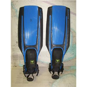 Boaters Resale Shop of TX 1801 0742.01 TECHNISUB STRATOS MEDIUM SIZE DIVE FINS