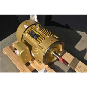 Baldor 25HP Motor, EJPM4103T, 230/460V Super Duty, 1770 RPM, 284JP Frame
