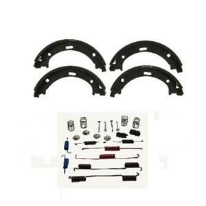 Jeep brake shoe set w/ spring kit Jeep Compass Patriot Dodge Caliber 2007-2017