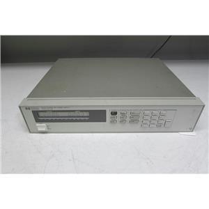 Agilent 6632A DC Power Supply 0-20V 0-5A 100W