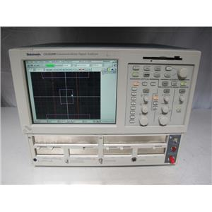 Tektronix CSA8200 Communications Signal Analyzer/ Oscilloscope