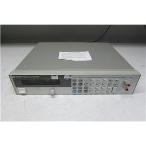 Agilent HP 66332A DC Power Supply (0-20V/0-5A/100W)