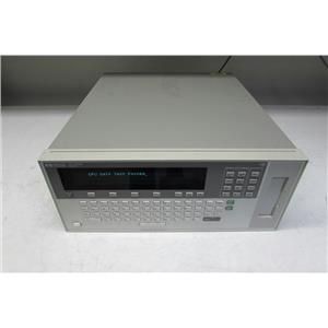 Agilent HP E1301A VXI Mainframe, 7-Slot w/ two E1339A, one E1330B modules