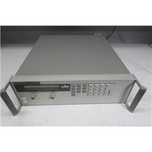 Agilent HP 6553A 500 Watt DC System Power Supply, 35V, 15A