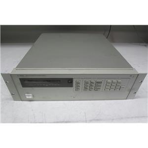 Agilent HP 6627A Quad Output DC Power Supply 0-50V 0-0.8A, 0-20V 0-2A