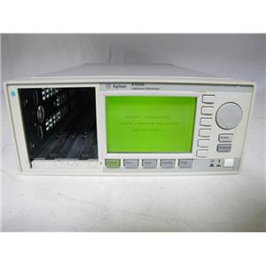 Agilent 8163A Lightwave Multimeter