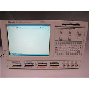 Tektronix TLA5204B 136 Ch Portable Logic Analyzer Opt STD