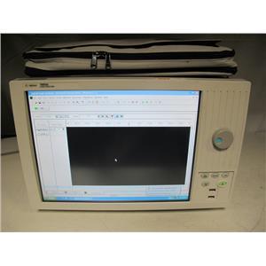 Agilent 16803A Logic Analyzer 102 Channel 4 GHz Timing 250 MHz opt 101, 103, 111