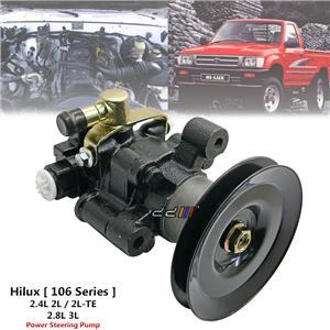 Power Steering Pump For Toyota Hilux LN105 LN106 LN107 LN111 2.4L 2.8L 2L 3L