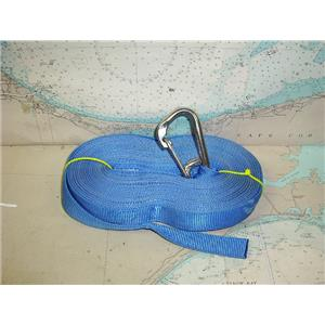 Boaters Resale Shop of TX 1712 0752.04 BLUE 33 FOOT JACKLINE