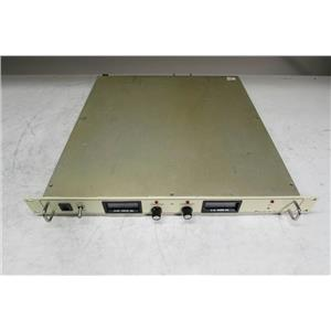 Power Ten 3300D-4015 DC Power Supply, 0-40V, 0-15A
