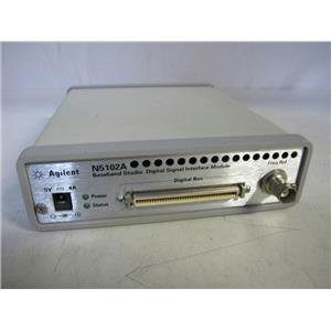 Agilent N5102A Baseband Studio Digital Signal Interface Module