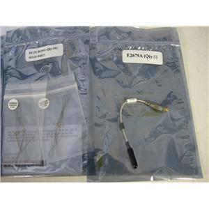 Agilent E2679A InfiniiMax single-ended solder probe head & accessories