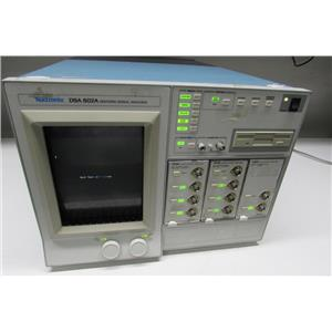 Tektronix DSA 602A Digitizing Signal Analyzer w/ two 11A34 and 11A52 modules