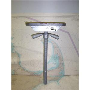 """Boaters Resale Shop of TX 1712 2127.14 JACK STAND PAD ONLY 12"""" x 12"""" x 24"""""""