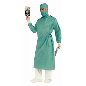 Master Surgeon Suit Adult Doctor Costume