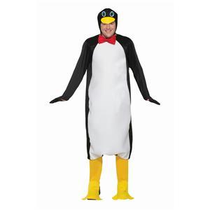 Forum Plush Penguin Mascot Adult Costume
