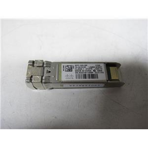 Cisco SFP-10G-SR Transciever module, version 2, Genuine