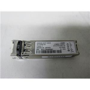Cisco DWDM-SFP-3033 Transciever module, Genuine