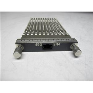 Cisco CFP-40G-SR4 CFP transceiver module - 40 Gigabit Ethernet, Genuine