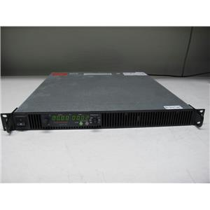 Sorensen XG60-25 1U RACK SYSTEM SUPPLY, 1500W 0-60V 0-25A