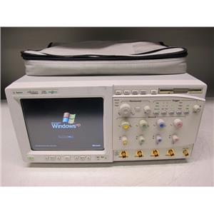 Agilent DSO80804A 8GHz 4CH 40GSa/s Infiniium Oscilloscope